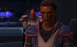 Lord Scourge en Overseer Chaskar