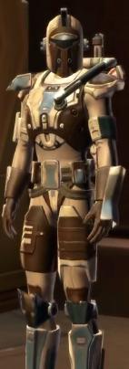 RD-15B Commando Armor