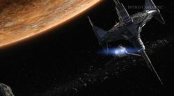 Korriban Republic space station