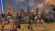 Republic in een gevecht screenshot