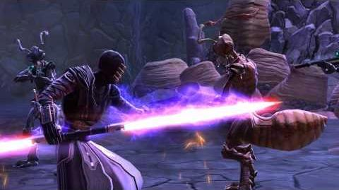 STAR WARS™ The Old Republic™ - Character Progression - Sith Inquisitor