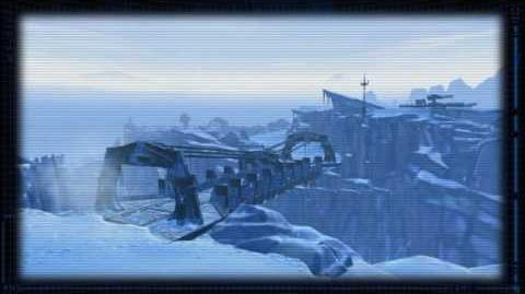 SWTOR Planet Reveal - Hoth