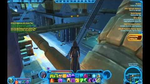 SWTOR - Datacron Location Guide - Coruscant (Republic)