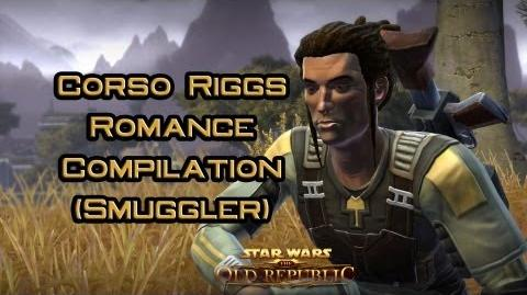 Corso Riggs Romance