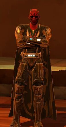 Sith Lord Towe