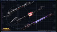 Sith double blades