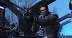 Grand Moff Kilran sniper