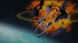 Star Forge vernietigd