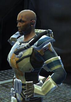Commander Vorten Fett