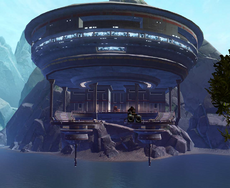 Tython Jedi Enclave
