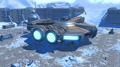 XS-Raumfrachter