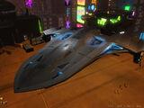 X-70B Phantom-class prototype