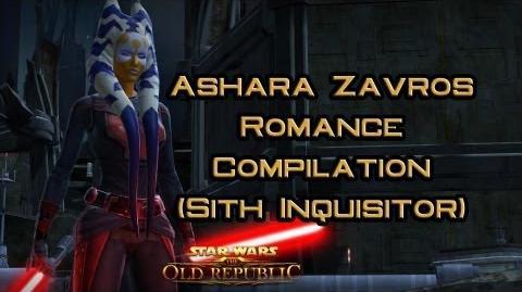 Ashara Zavros Romance
