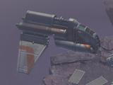 Fortitude-class assault shuttle