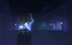White Nova (stasis chamber)