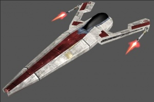 Aurek-class tactical strikefighter