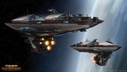 Republic Capitol ships