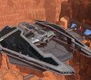 Imperialer Abfangjäger der Fury-Klasse