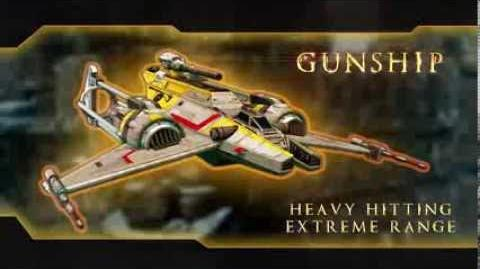 "Star Wars™ The Old Republic™ ""Galactic Starfighter Spotlight The Gunship"" Trailer"