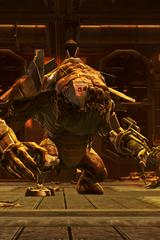 Grob'Thok, Who Feeds the Forge