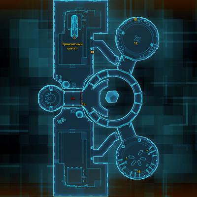 Map.tython.jedi temple.level 2