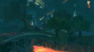 Eternity Vault binnen tuin