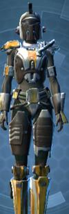 TH-15B War Medic Armor