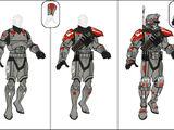 Republic trooper armor