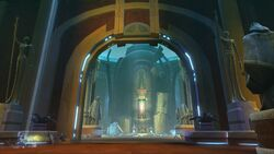 Castle Panteer Throne Room
