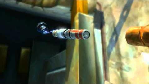 Star Wars The Old Republic - Lightsaber Cutscene Trailer