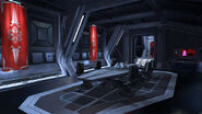 Fury-class Imperial Interceptor vergader zaal