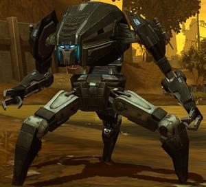 AR-34 enforcer droid
