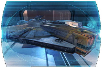 Cdx.starships.Xs freighter