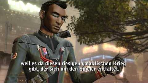 STAR WARS™ The Old Republic™ - Wähle deine Seite Imperialer Agent gg