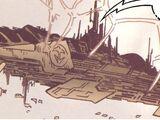Supremacy-class attack ship