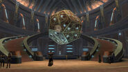 Eingangshalle des Jedi-Tempels