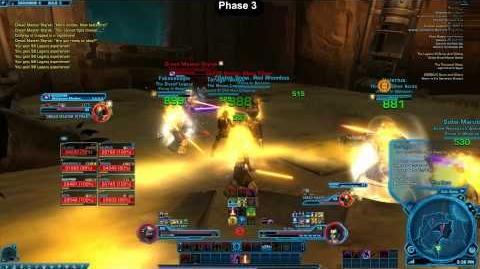 Dread Master Styrak 8-Man Story Mode