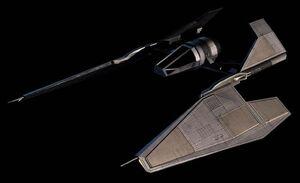 Sith Fighter (Jedi Civil War)