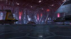 Vaiken Spacedock (hanger)