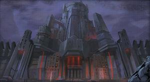 Imperial Intelligence hoofdkwartier