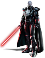 Sith Warrior (playable class)