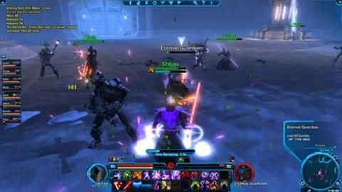 PAX 2011 Star Wars The Old Republic - Eternity Vault Video (PC)