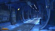 Hoth basis binnen
