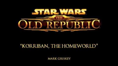 Korriban, The Homeworld - The Music of STAR WARS The Old Republic