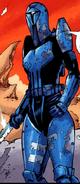 Female Mandalorian armor