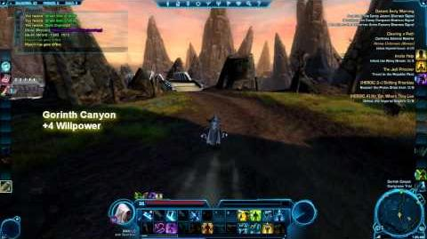 Datacron Locations - Balmorra (Republic) - Game Cannon SWTOR