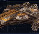 XS Stock light freighter
