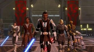 "STAR WARS The Old Republic – Knights of the Fallen Empire – ""Alliance"" Gameplay Trailer"
