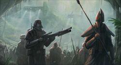 Sith invasie op Bothawui