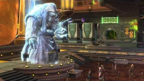 STAR WARS™ The Old Republic™ - The Grand Acquisitions Race